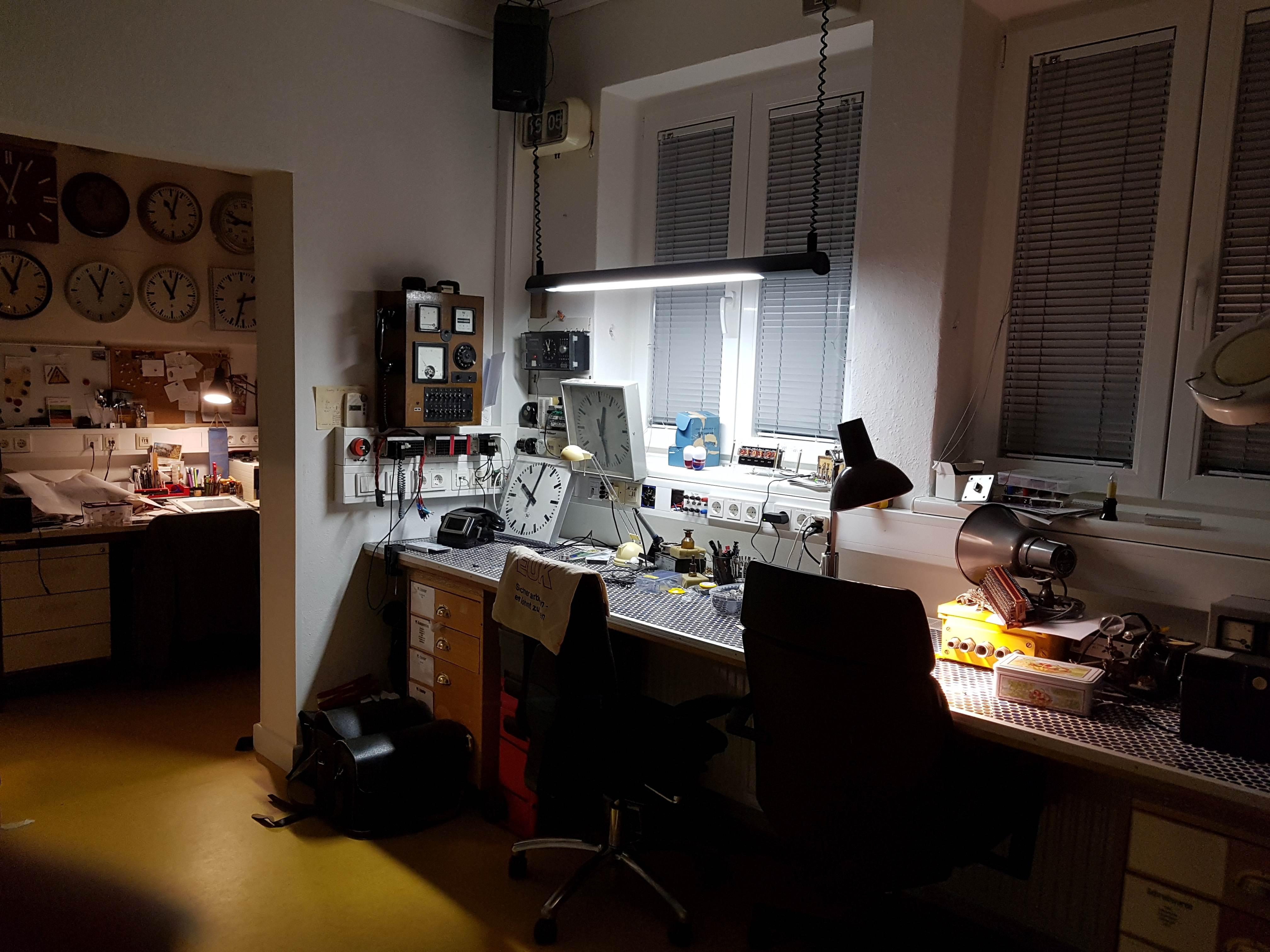 Neue Werkstatt (Teil 2)